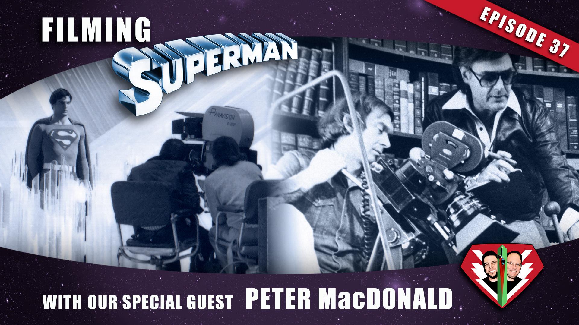 Caped Wonder Superman Podcast Episode #37