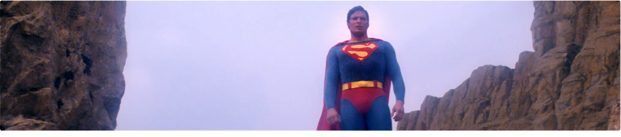 Superman-The Movie Gallery -- Superfeats