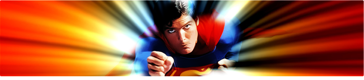 CapedWonder celebrates the 40th anniversary of production of Superman: The Movie!