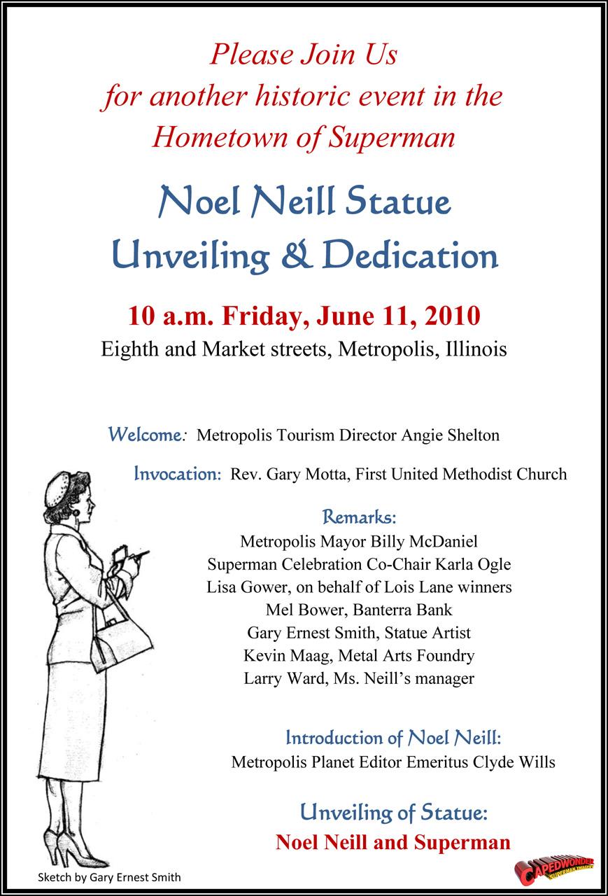 CapedWonder-Statue-Unveiling-invitation